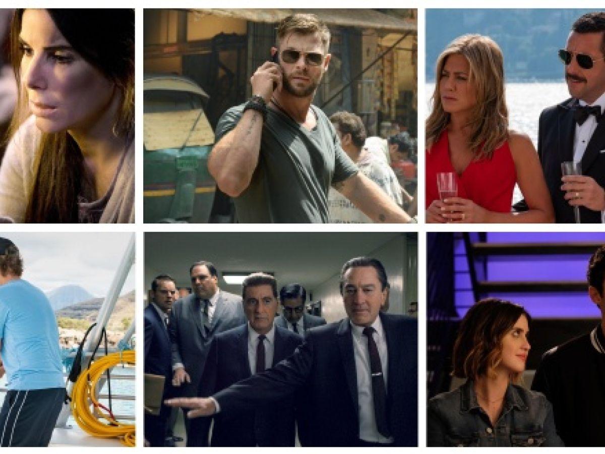 ภาพยนตร์ที่มีผู้ชมมากที่สุดใน Netflix ประจำสัปดาห์นี้
